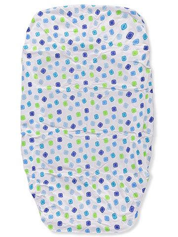 Luvable Friends Fitted Crib Sheet - CookiesKids.com