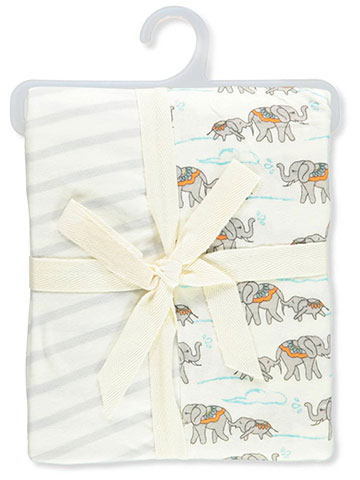 Touched by Nature 2-Pack Changing Pad Covers - CookiesKids.com