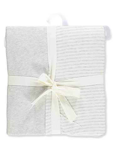 Touched by Nature 2-Pack Fitted Crib Sheets - CookiesKids.com
