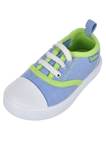Gerber Boys' First Walker Low-Top Sneakers (Sizes 3 – 6) - CookiesKids.com