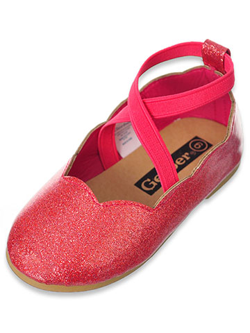 Gerber Girls' Flats (Sizes 3 – 6) - CookiesKids.com