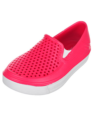 First Steps by Stepping Stones Girls' Slip-On Loafers (Sizes 4 – 6) - CookiesKids.com
