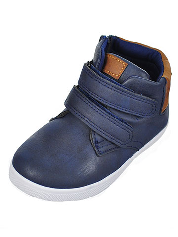 Stepping Stones Boys' Sneakers (Sizes 5 – 10) - CookiesKids.com