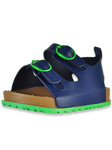 First Steps by Stepping Stones Baby Boys' Sandals - CookiesKids.com