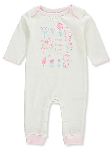 Rene Rofe Baby Girls' Coverall - CookiesKids.com