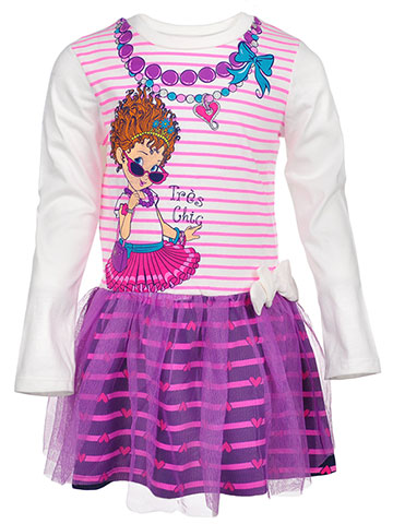 Disney Fancy Nancy Girls' Dress - CookiesKids.com