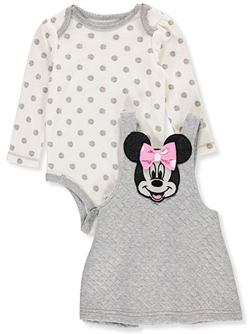Disney Minnie Mouse Baby Girls' 2-Piece Dress Set Outfit - CookiesKids.com