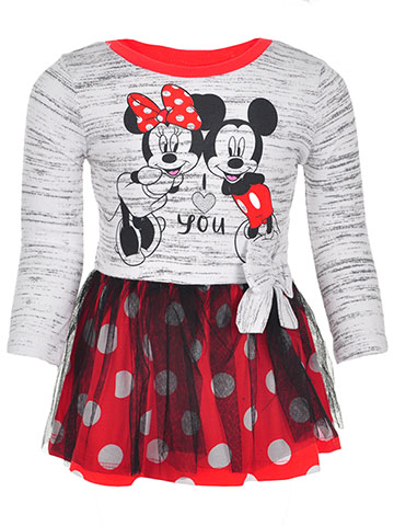 Disney Baby Girls' Minnie Mouse Dress - CookiesKids.com