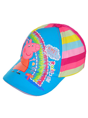 Peppa Pig Girls' Baseball Cap - CookiesKids.com