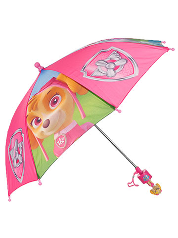 Paw Patrol Girls' Umbrella - CookiesKids.com