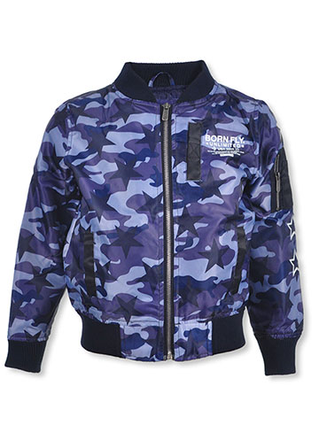 Born Fly Boys' Flight Jacket - CookiesKids.com