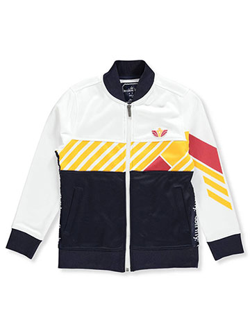 Born Fly Boys' Tricot Track Jacket - CookiesKids.com