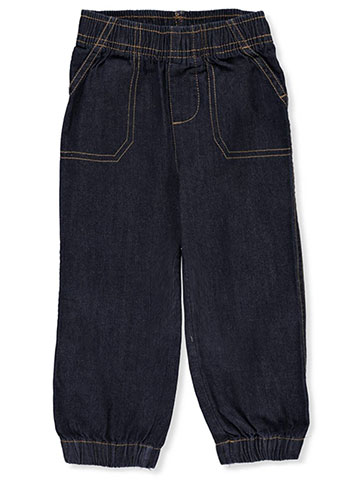 Jumping Beans Boys' Denim Joggers - CookiesKids.com