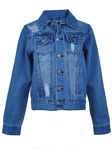 Buffalo by David Bitton Boys' Denim Jacket - CookiesKids.com