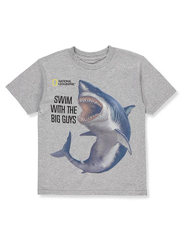 National Geographic Boys' T-Shirt - CookiesKids.com