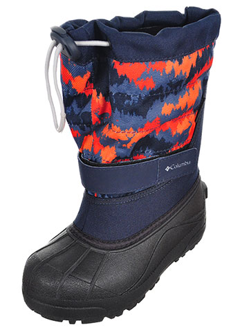 Columbia Girls' Powderbug Plus II Boots (Youth Sizes 5 – 3) - CookiesKids.com