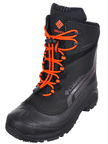 Columbia Boys' Bugaboot IV Boots (Youth Sizes 1 – 7) - CookiesKids.com