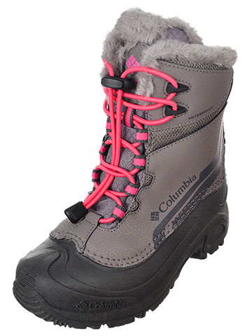 Columbia Girls' Bugaboot IV Boots (Youth Sizes 1 – 7) - CookiesKids.com