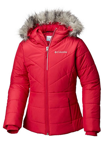 Columbia Girls' Katelyn Crest Insulated Parka - CookiesKids.com