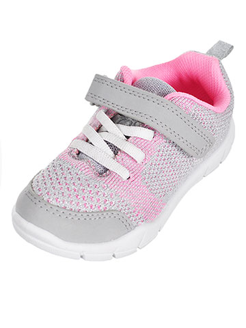 Carter's Girls' Low-Top Sneakers (Sizes 5 – 12) - CookiesKids.com