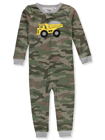 Carter's Baby Boys' 1-Piece Pajamas - CookiesKids.com