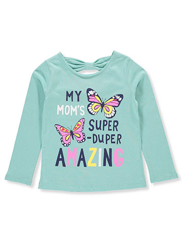 Carter's Girls' L/S Top - CookiesKids.com