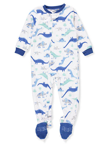 Carter's Baby Boys' 1-Piece Footed Pajamas - CookiesKids.com