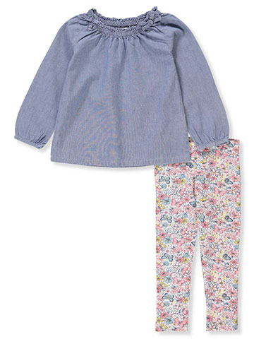 Carter's Girls' 2-Piece Leggings Set Outfit - CookiesKids.com