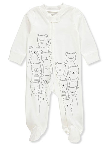 Carter's Unisex Baby Footed Coverall - CookiesKids.com