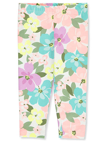 Carter's Girls' Capri Leggings - CookiesKids.com