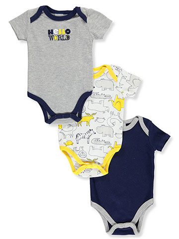 Little Beginnings Baby Girls' 3-Pack Bodysuits - CookiesKids.com