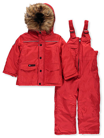Canada Weather Gear Unisex' 2-Piece Snowsuit - CookiesKids.com