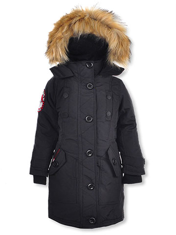 Canada Weather Gear Girls' Insulated Parka - CookiesKids.com