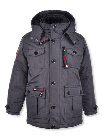 Canada Weather Gear Boys' 2-Piece Insulated Parka - CookiesKids.com