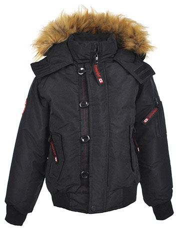 Canada Weather Gear Boys' Insulated Flight Jacket - CookiesKids.com