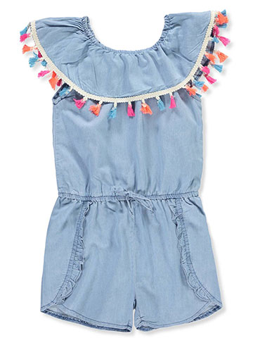 Dollhouse Girls' Romper - CookiesKids.com