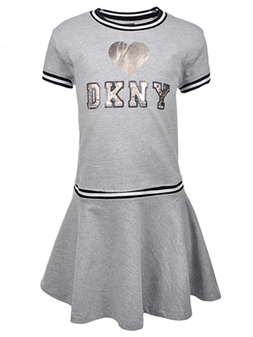 DKNY Girls' Dress - CookiesKids.com