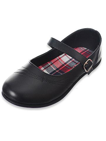 2e467280d Eddie Marc Girls' Mary Jane Shoes (Sizes 5 – 4)