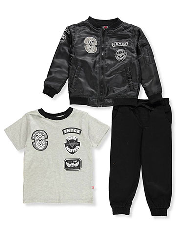 Enyce Boys' 3-Piece Pants Set Outfit - CookiesKids.com