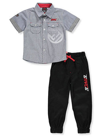 Enyce Boys' 2-Piece Pants Set Outfit - CookiesKids.com
