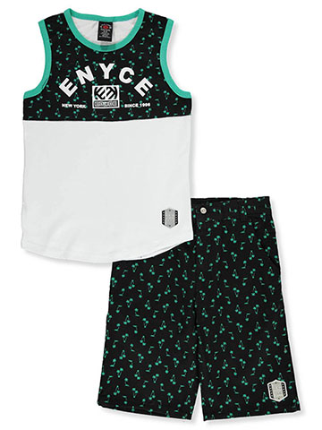 Enyce Boys' 2-Piece Shorts Set Outfit - CookiesKids.com