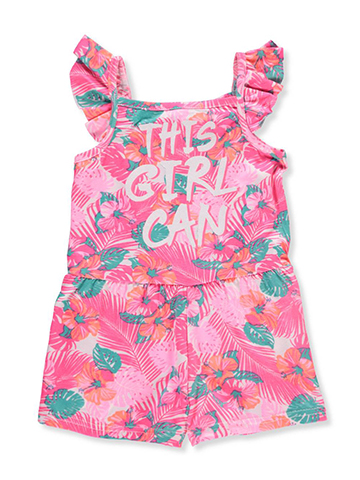 New Chic Girls' Romper - CookiesKids.com