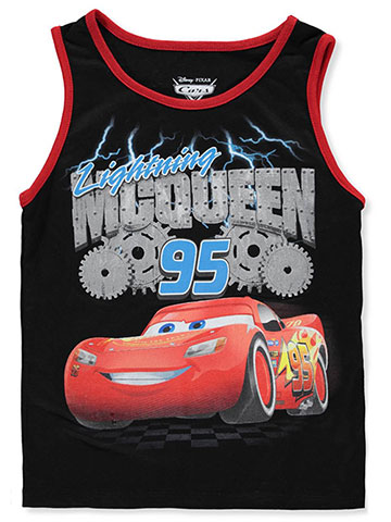 Disney Cars Boys' Tank Top - CookiesKids.com