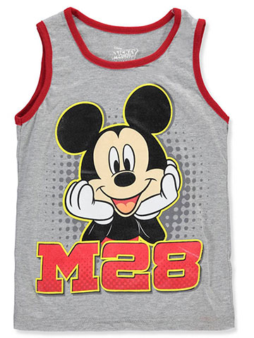 Mickey and the Roadster Racers Boys' Tank Top - CookiesKids.com
