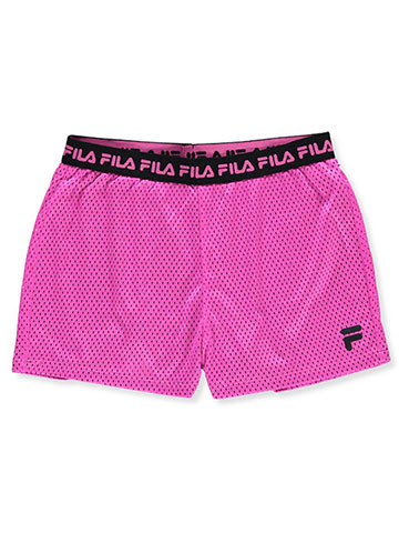 Fila Girls' Shorts - CookiesKids.com