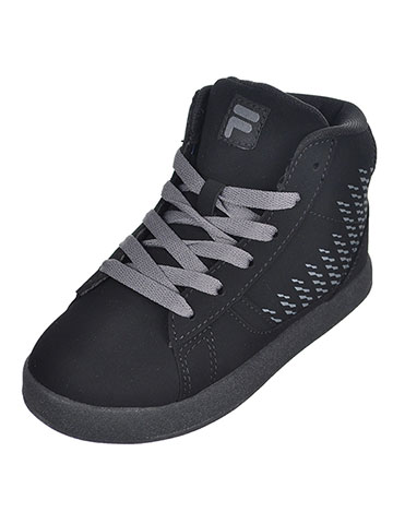 Fila Boys' Dyano 2 Hi-Top Sneakers (Sizes 11 – 5) - CookiesKids.com
