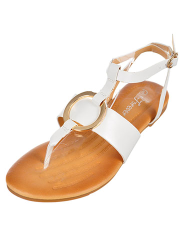 Forever Girls' Sandals (Sizes 5 – 10) - CookiesKids.com