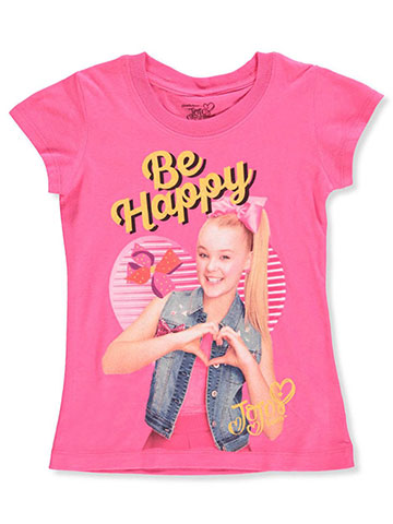 Jojo Siwa Girls' T-Shirt - CookiesKids.com