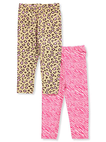 Gerber Baby Girls' 2-Pack Leggings - CookiesKids.com
