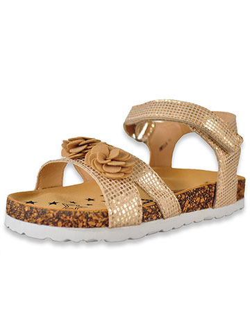 GC Shoes Girls' Sandals (Sizes 11 –5) - CookiesKids.com